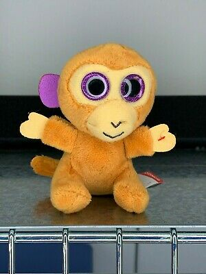 820cb612f31 Ty Teenie Beanie Boos Bongo The Monkey Stuffed Animal Plush