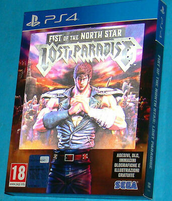 Fist of the North Star Lost Paradise - Sony Playstation 4 PS4 - PAL