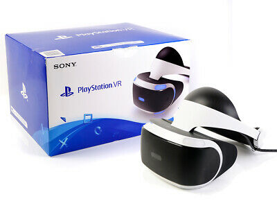 Sony PLAYSTATION VR - Virtual Reality Brille Headset OLED 3D