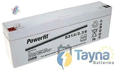 S312/2.3S Powerfit S300 Network Batterie