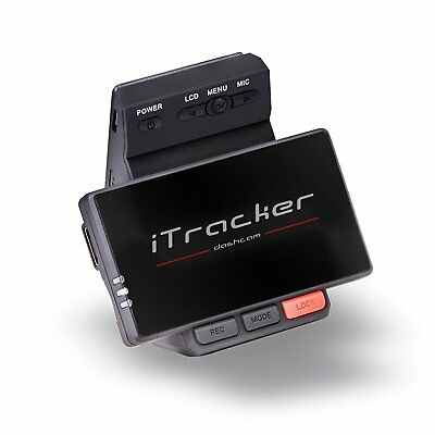 iTracker Stealthcam-GPS Autokamera mit Full HD GPS Dashcam, 15Mbit/s Bitrate