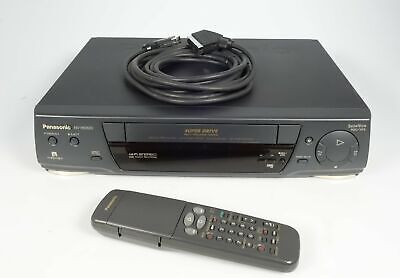 Panasonic Nv-Hd620 Vhs Recorder Video-Recorder Hifi Stereo Mit Fernbedienung ++