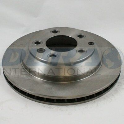 Disc Brake Rotor Front IAP Dura BR3222