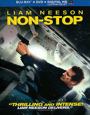 Non-Stop [Blu-ray + DVD + DIGITAL HD with UltraViolet]