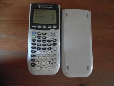 TI 84 PLUS SILVER EDITION calculatrice scientifique