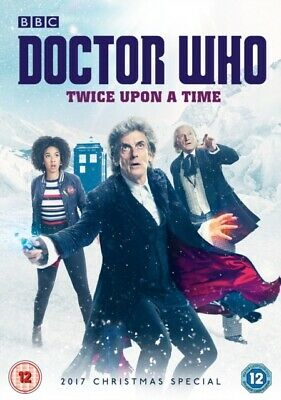 NEW Doctor Who - Christmas Special 2017 - Twice Upon A Time DVD