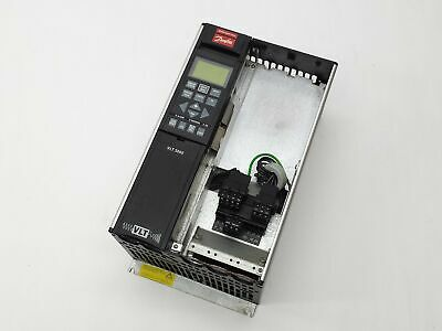Danfoss Variable Speed Drive 10Hp Vlt 5011 P-T5-Cn1-St-R0-Dl Inverter 176F0502