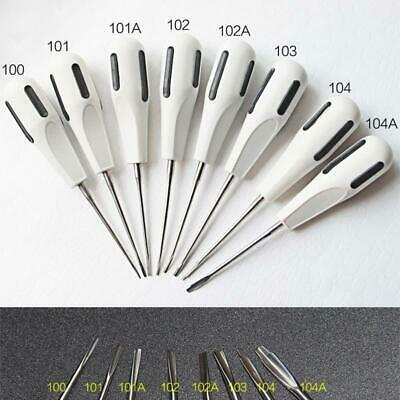 Set of 8 Dental Extraction Root Minimally Invasive Tooth Extracting Forceps