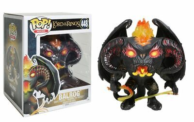 Funko POP Movies 448 - Lord Of The Ring Signore Degli Anelli - Balrog - Oversize