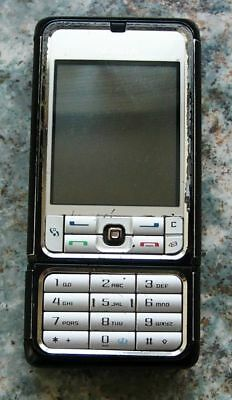 NOKIA 3250 Made in Germany +Original BP-6M Batt UNLOCKED Handy Mobile Cell Phone