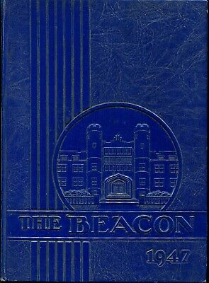Yb369 The Beacon 1926 Yearbook Grover Cleveland High School