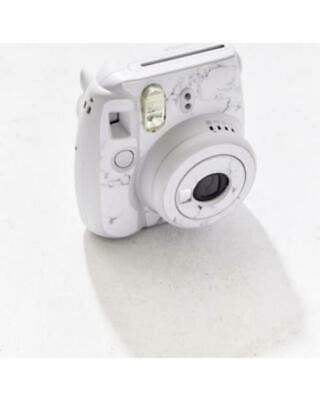 Urban Outfitters Vinyl Instax Mini 9 Instant Camera Decal White Marble