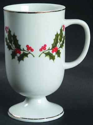 All The Trimmings CHRISTMAS HOLLY (PORCELAIN) Mug 6048156