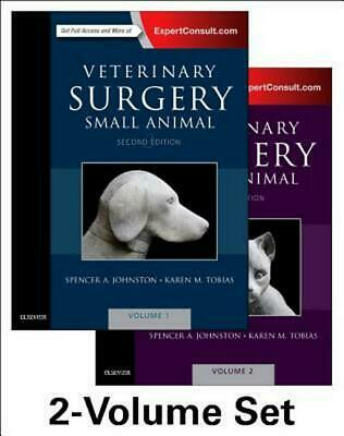 Veterinary Chirurgie : Petit Animal Expert Consultez :2-Volume Ensemble par