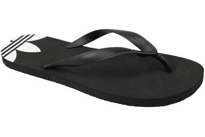 sneakers for cheap 51237 98759 Adidas Originals Adisun Flip Flops Negro Trébol Deslizables Sandalias de  Playa