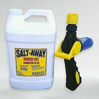 Starter Kit Salt-Away 3.79L Concentrate And Salt-Attack Mixing Unit - Sale!