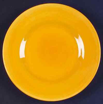 Tabletops Unlimited CORSICA BUTTER (DARK YELLOW) Salad Plate S4063154G2