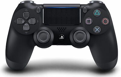 Ufficiale Sony Playstation 4 Ps4 Dualshock 4 Controller Wireless Nero VG