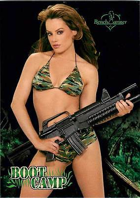Maggie Cash 71 2004 Bench Warmer Series One Boot Camp