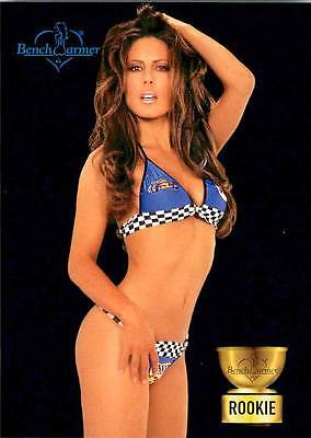 Kerri Kasem 49 2004 Bench Warmer Series One Rookie RC