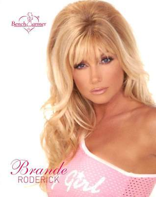 Brande Roderick 2 of 8 2004 Bench Warmer Series One Jumbo 4x5 Box Topper