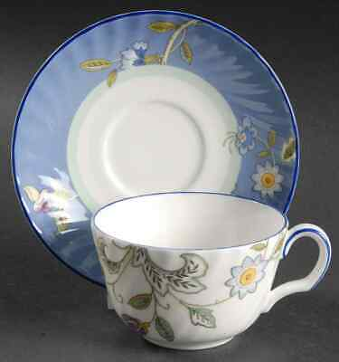 Minton HADDON RISE Cup & Saucer 7044265