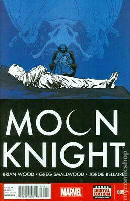 Moon Knight (5th Series) #9A 2015 Shalvey Variant NM Stock Image