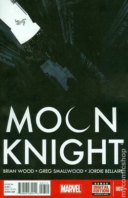 Moon Knight (5th Series) #7A 2014 Shalvey Variant VF Stock Image