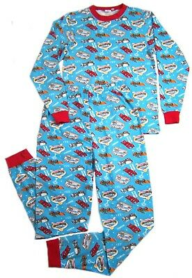 Adult Work Vehicles baby blue color PJ's autistic