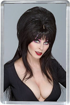 Elvira: Mistress of the Dark Fridge Magnet
