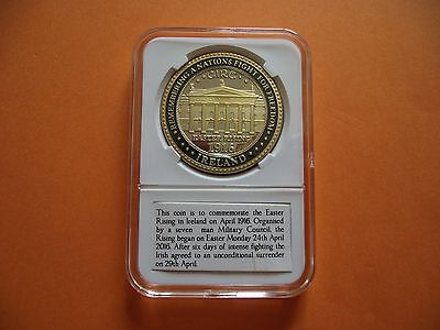 Perfect Irish Gift. 1916 Easter Rising Commemorative Collectors Coin#5