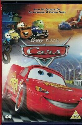 DISNEY - CARS - DVD (The first one)