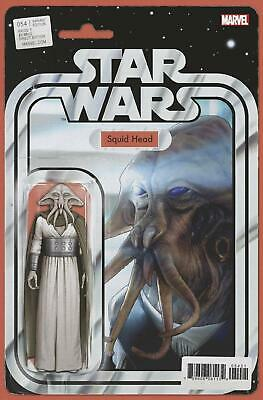 Star Wars #54 Squid Head Action Figure Variant Christopher Comic Book