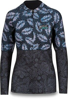 390c5db0a3909 New 2019 Dakine Men's 2mm Front Zip Neo Jacket L/S Large Plate Lunch 3