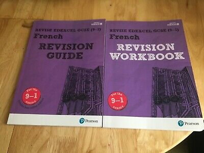 2 Revise Edexcel Gcse (9-1) French Revision Guide & Workbook 2016 Answers Accept