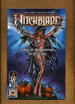 B39 2010 Witchblade #139 Long Beach Comic-Con Exclusive Variant Edition Sealed