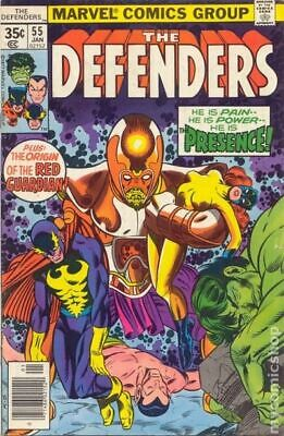 Defenders (1st Series) #55 1978 VG 4.0 Stock Image Low Grade