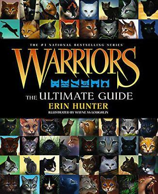 Warriors: The Ultimate Guide (Warriors Field Guide) by Hunter, Erin, NEW Book, (