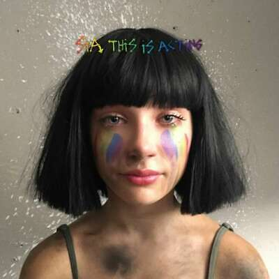 SIA This Is Acting (Deluxe Version)  (2016)  CD   NEU & OVP