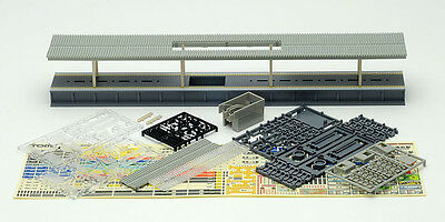 Tomix 4274 Extension Set for Island Platform (Urban Type) (N scale)