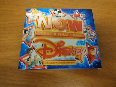 Various Artists : Now That's What I Call Disney CD (2013) 4 discs set,free p+p
