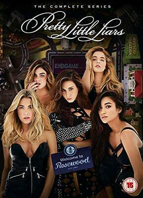 Pretty Little Liars S1-7 [DVD] [2017], DVD, Nuovo, Senza