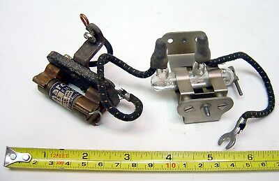Power Motion Mercury Electric Tilt Switch W/mounting Hardware Ge Sensor Us Made
