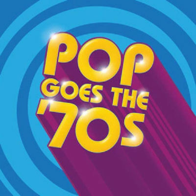 Pop Goes The 70S CD 2-Disc Set