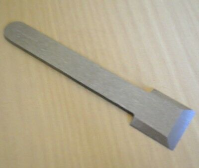 """Stanley Plane Blade / Iron, 1"""" Wide x 4 11/16"""" Long."""