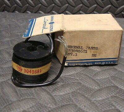 NEW GE 3040681  Coil General Electric  Volt AC Starter