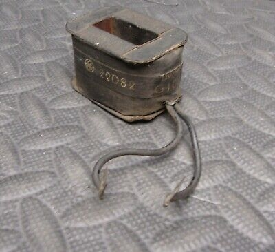 GE 22D82G102 Coil General Electric  110 Volt AC   Used