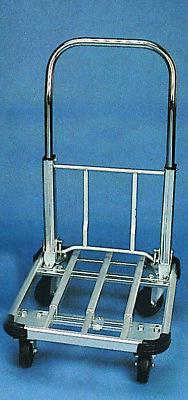 Cart Carrier Packs 6 Wheels for Scale Capacity 440.9lbs Warehouse ART.37288