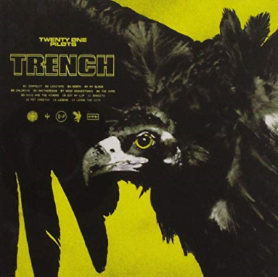 Twenty One Pilots-Trench (Uk Import) Cd New