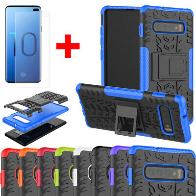 Hybrid Rugged Shockproof Tough Case TPU Cover For Samsung Galaxy S10 Plus S10e